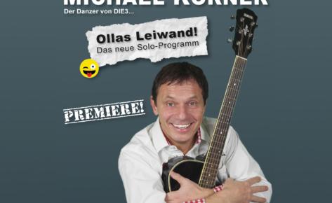 Ollas Leiwand! – Das neue Solo-Programm